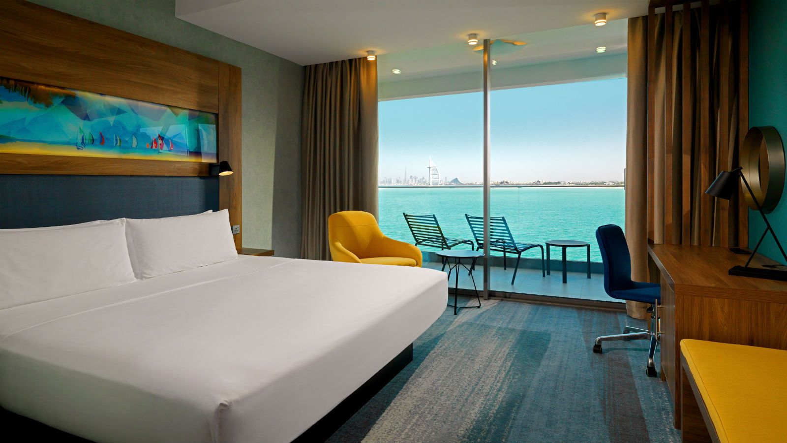 Aloft Seaview Room